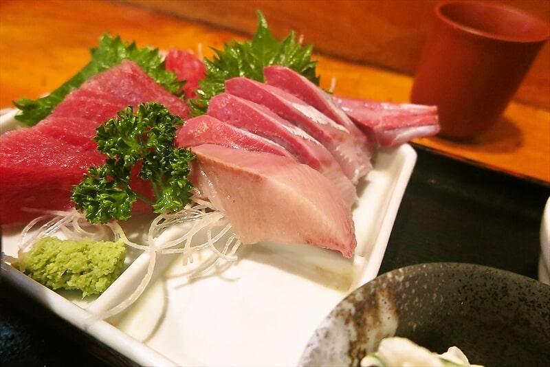 魚がしカンパチまぐろ定食4