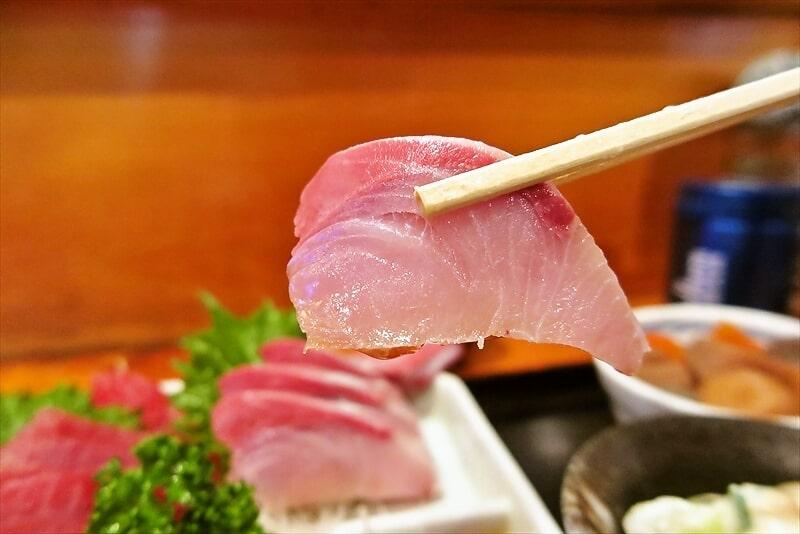 魚がしカンパチまぐろ定食9