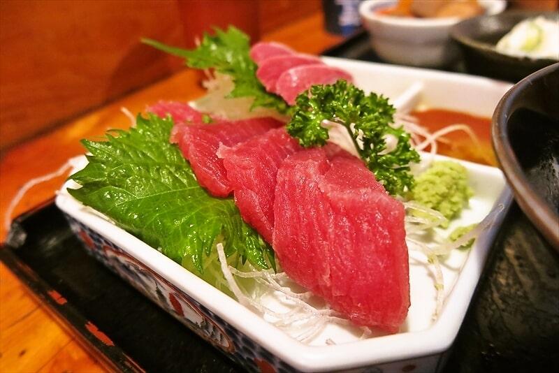 魚がしカンパチまぐろ定食10
