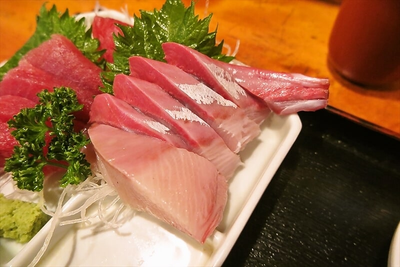 魚がしカンパチまぐろ定食2