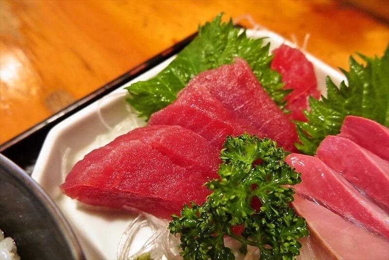 魚がしカンパチまぐろ定食3