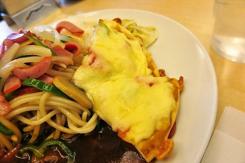 スパゲッティーの店ボルカノの盛合わせランチ4