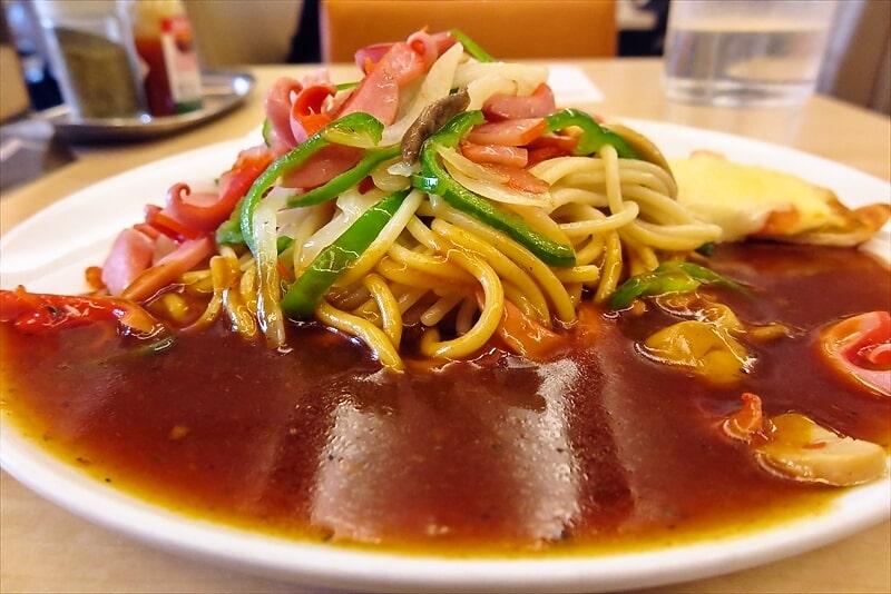 スパゲッティーの店ボルカノの盛合わせランチ7