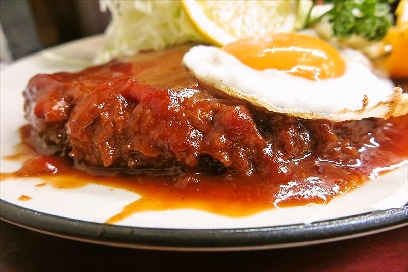 とんかつ赤城ハンバーグ定食2
