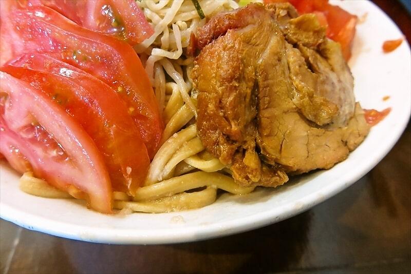 『麺屋 歩夢』塩の冷やし中華9