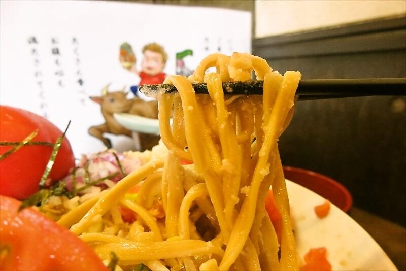 『麺屋 歩夢』塩の冷やし中華10