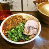 『麺屋 歩夢』祝3周年!限定の台湾ラーメンを食べませう!