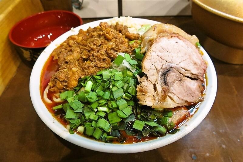 『麺屋 歩夢』台湾ラーメン2