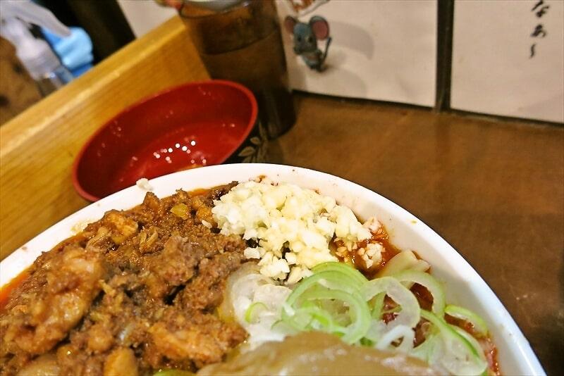 『麺屋 歩夢』台湾ラーメン4