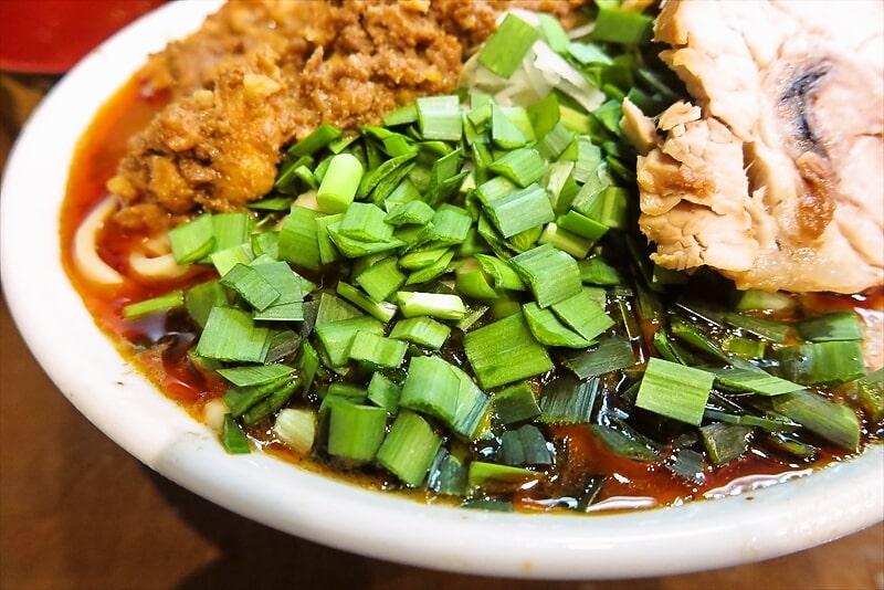 『麺屋 歩夢』台湾ラーメン7