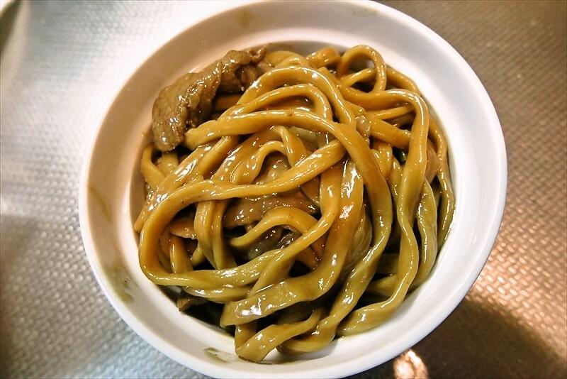 麺屋歩夢すき焼き15