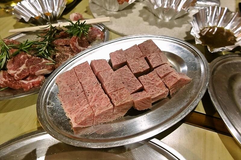 『焼肉はせ川』ヒレ肉