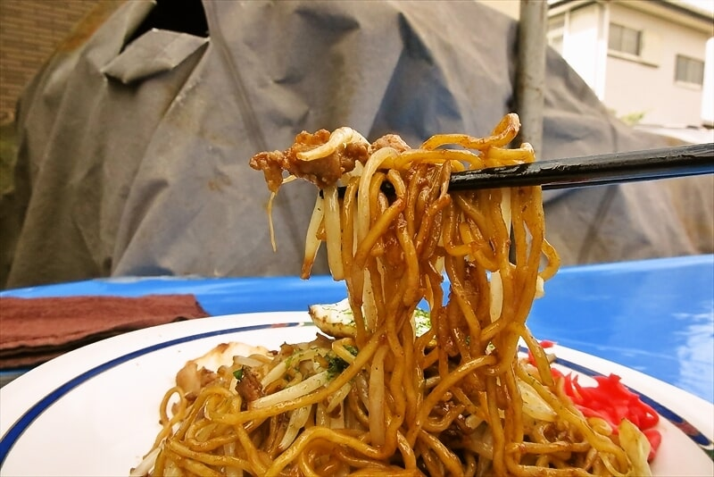 『星川製麺 彩』焼きそば4