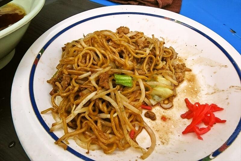 『星川製麺 彩』焼きそば5