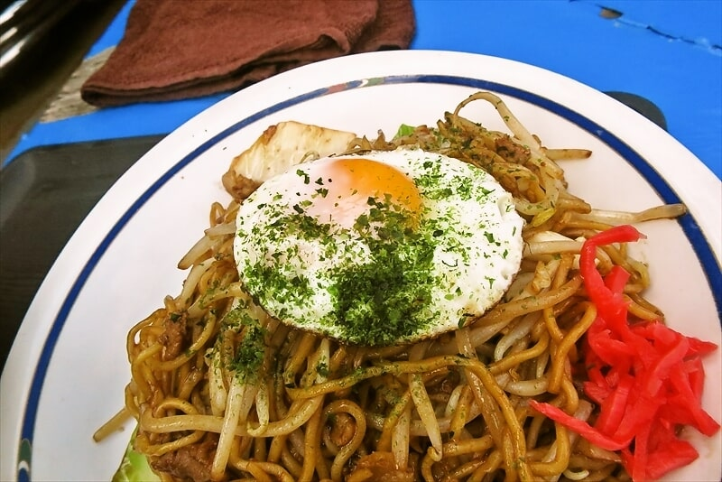 『星川製麺 彩』焼きそば2