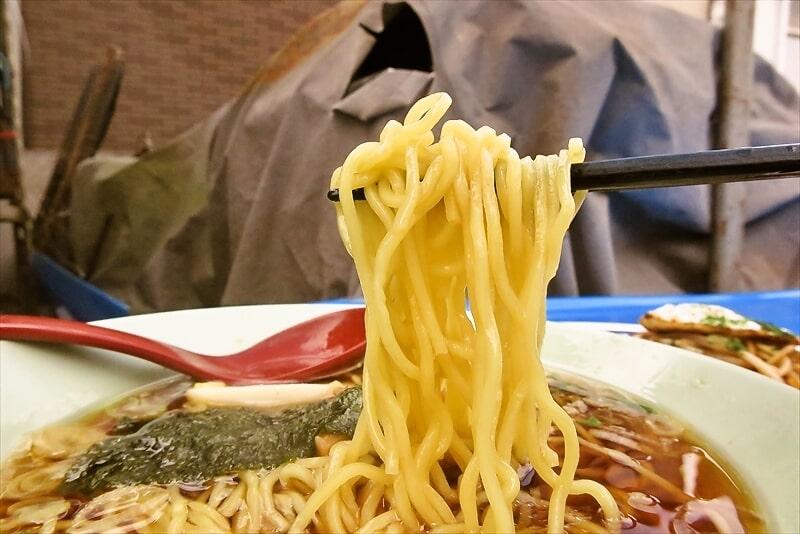 『星川製麺 彩』中華そば6