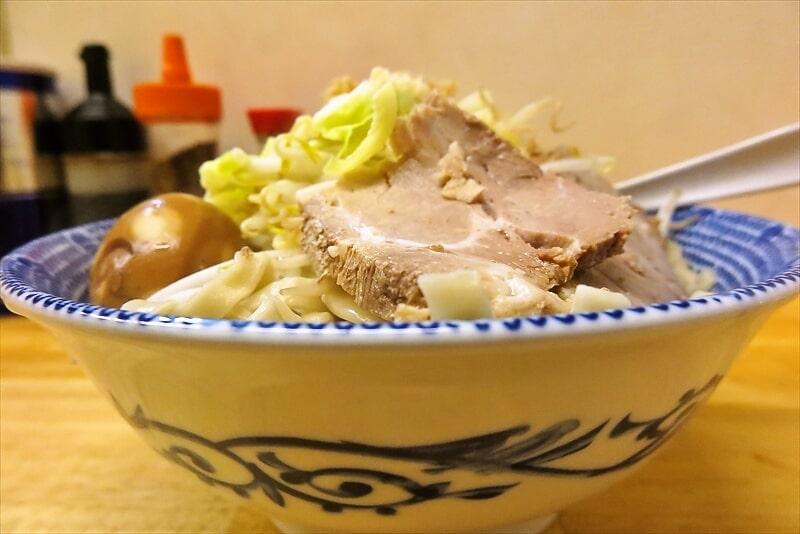『きじとら』味玉塩ラーメン大6