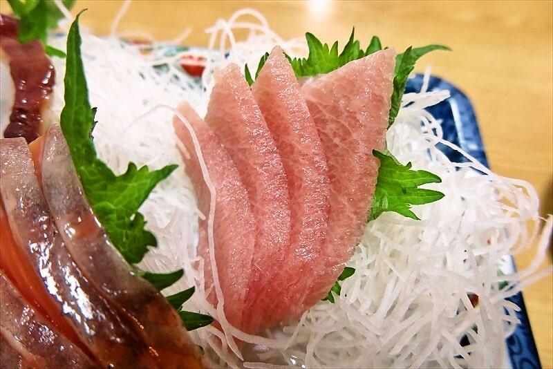 『蔵よし』刺身定食7
