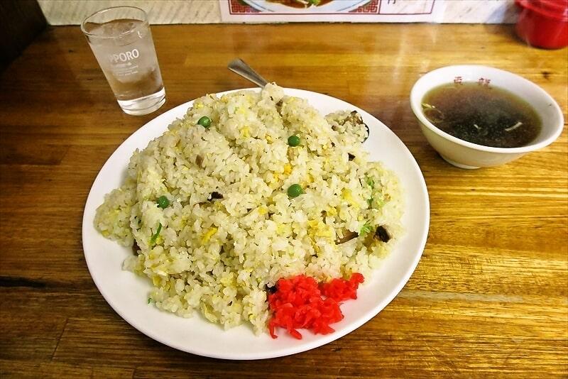 『中華料理 東龍』MEGA炒飯1