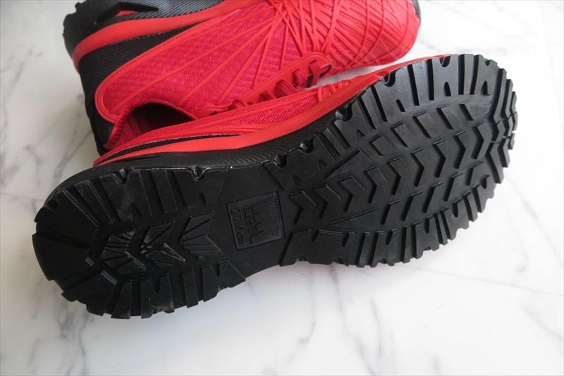 ワークマン安全靴7