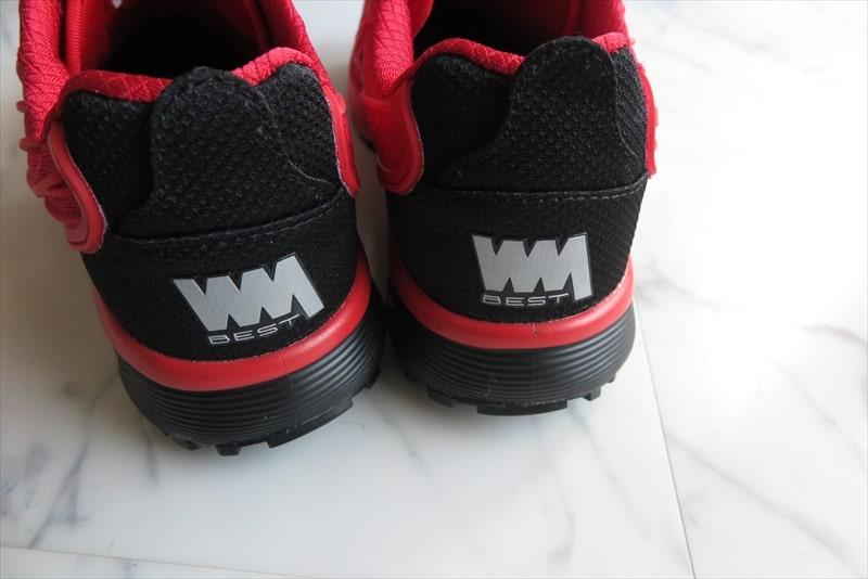 ワークマン安全靴10