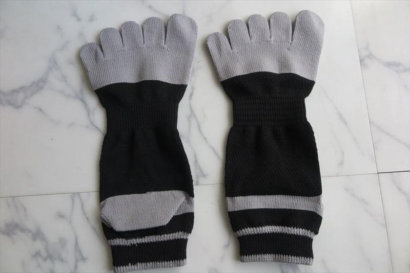 ワークマン靴下ハードタイプ4