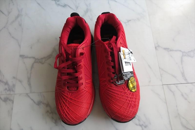 ワークマン安全靴1