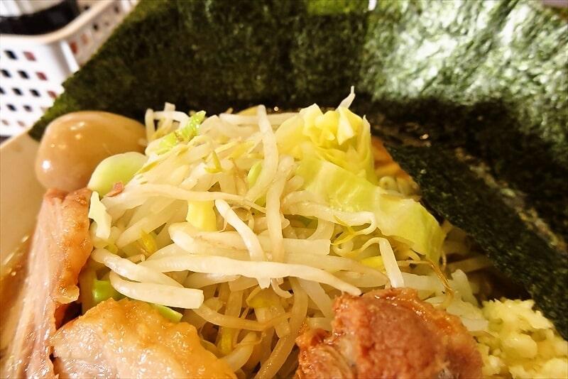 『麺屋 歩夢』つけ味ラーメン4