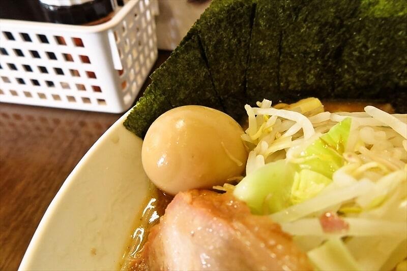 『麺屋 歩夢』つけ味ラーメン5