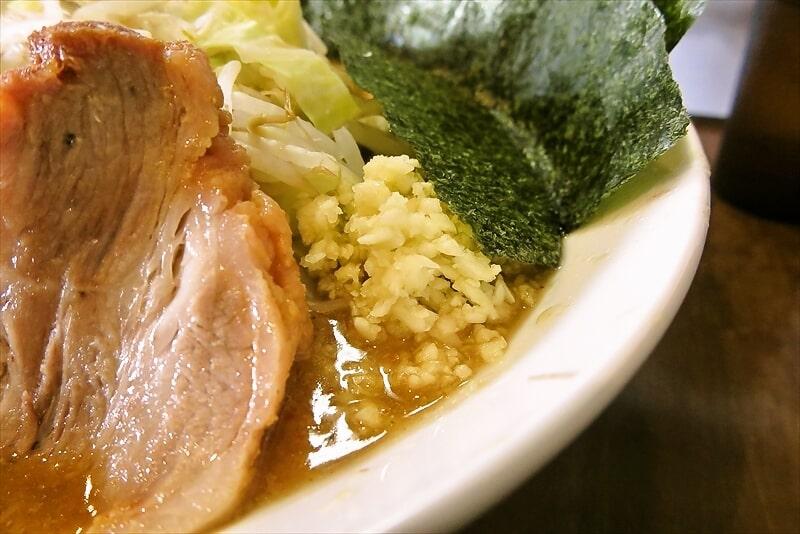 『麺屋 歩夢』つけ味ラーメン6