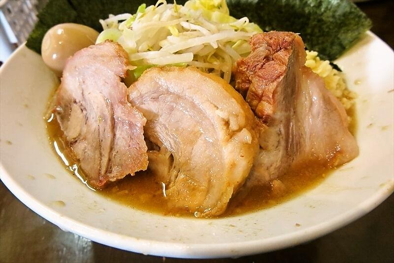 『麺屋 歩夢』つけ味ラーメン2