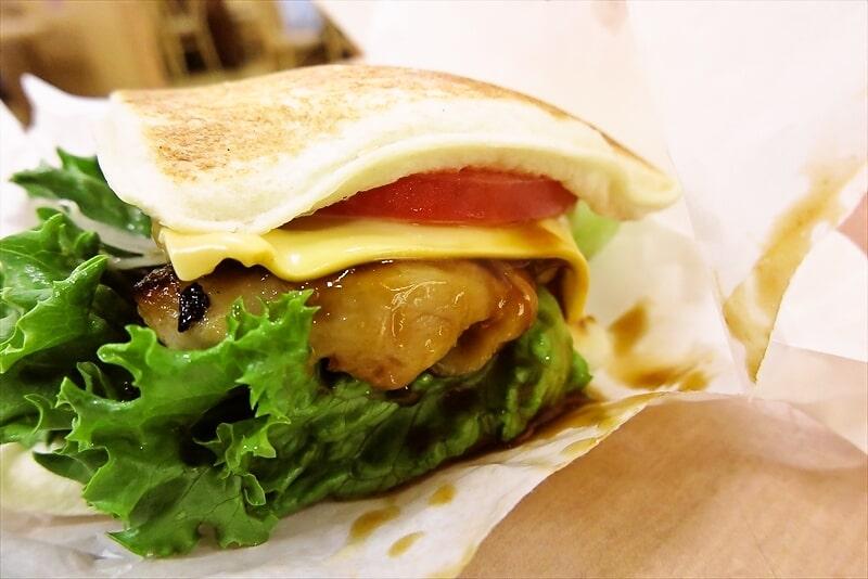 『てりたまチキンとフレッシュ野菜サンド』5