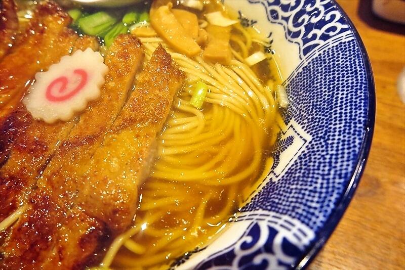 『ハマカゼ拉麺店』パーコー麺5
