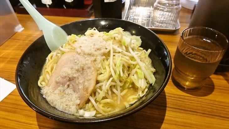 『横浜家系ラーメン壱角家』醤油壱郎ラーメン大盛り990円は許せない