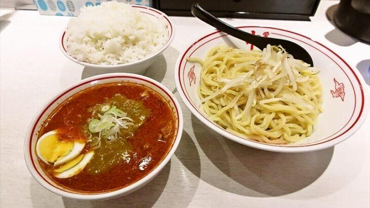『蒙古タンメン中本 橋本店』冷しインドラーメンを食べる時~