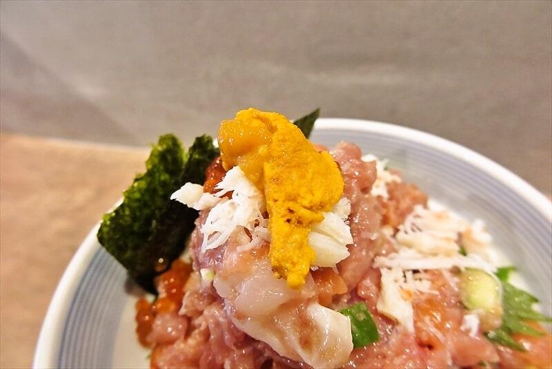 『たけし』海鮮ぜいたく丼7
