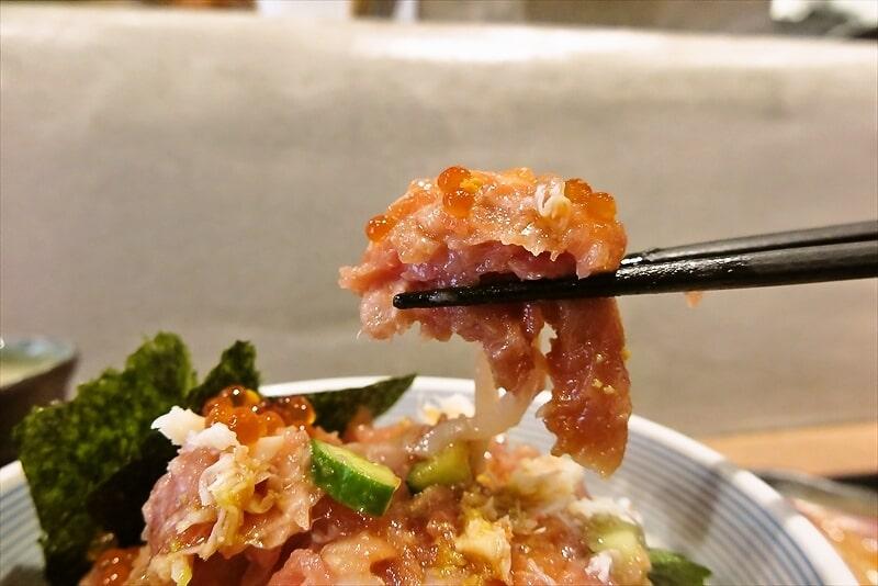 『たけし』海鮮ぜいたく丼9