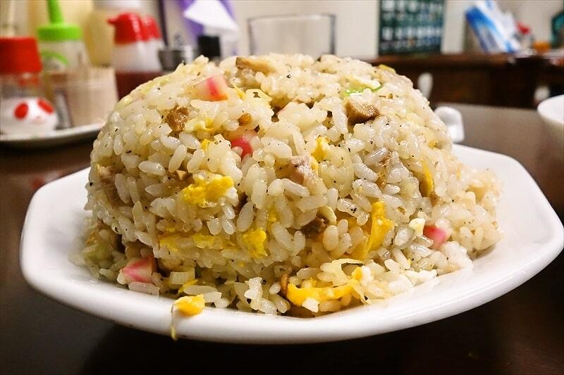 『中華料理つるや食堂』チャーハン大盛り2