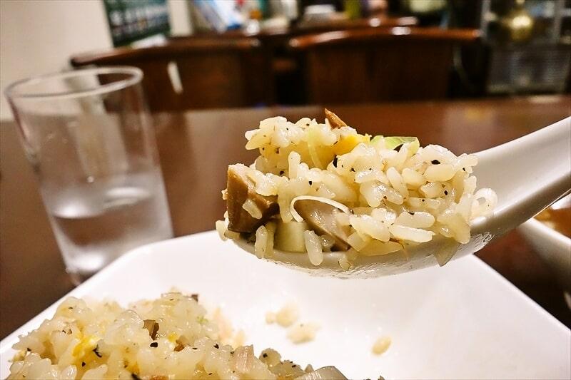 『中華料理つるや食堂』チャーハン大盛り6