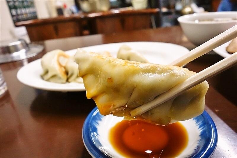 『中華料理つるや食堂』ギョウザ