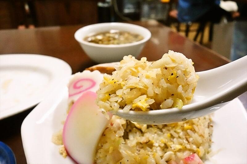 『中華料理つるや食堂』五目チャーハン8