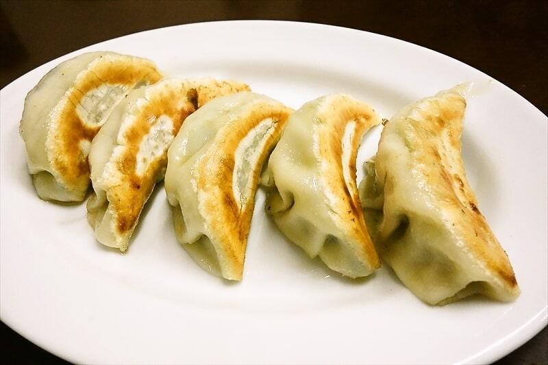 『中華料理つるや食堂』餃子