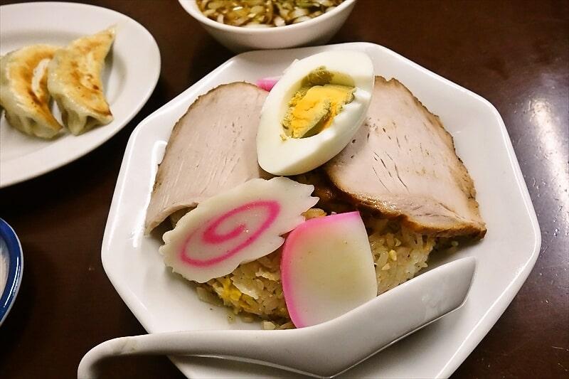 『中華料理つるや食堂』五目チャーハン2