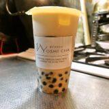 『drinks+ YOSHI CHA』沖縄黒糖タピオカミルクティー@ヨシチャ