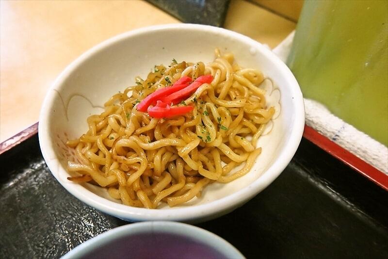 『食事処 禅』ミックス丼と焼肉2