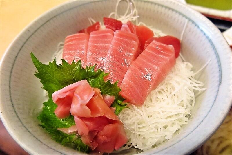 『食事処 禅』ミックス丼と焼肉3