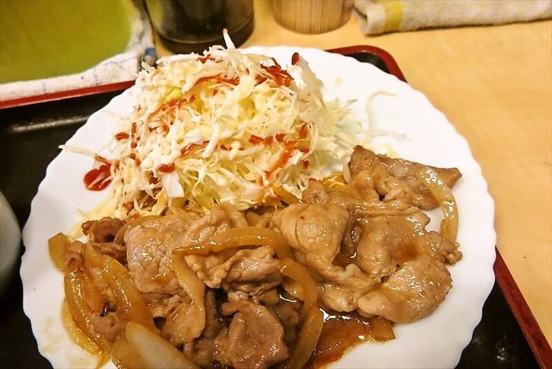 『食事処 禅』ミックス丼と焼肉6