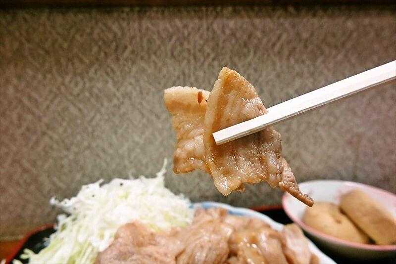 『お食事処 奄美』生姜焼き定食大盛り6