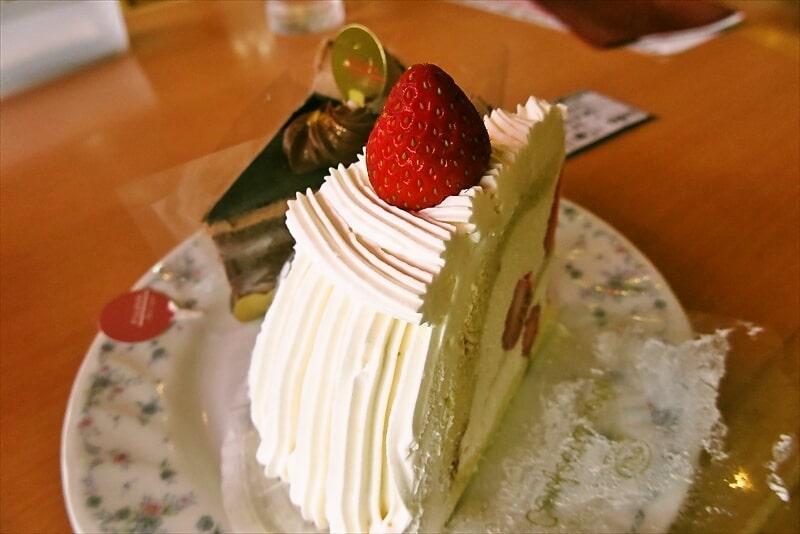 『不二家』イタリアンショートケーキ4