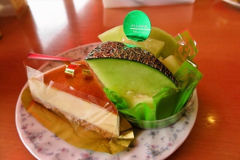 『不二家』熊本県産グリーンメロンのドルチェ1